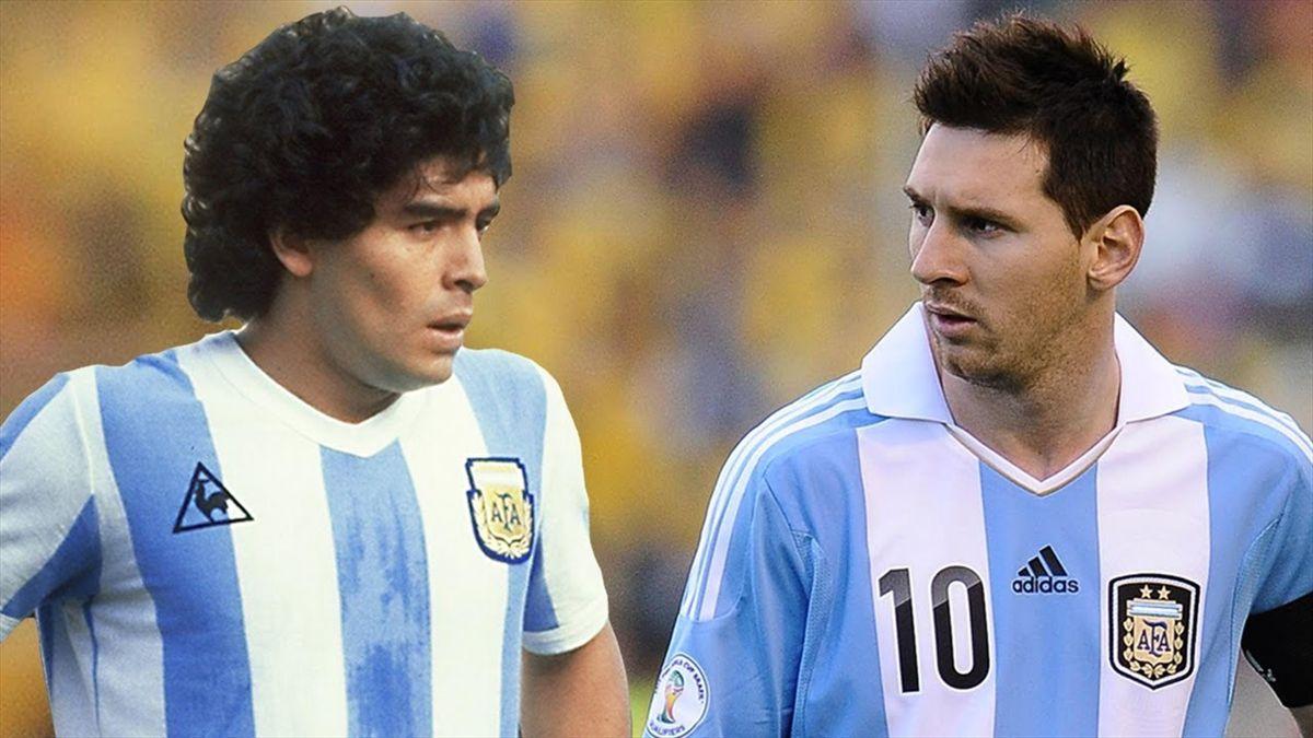 Maradona l-a provocat pe Messi să se alăture unei campanii umanitare în sprijinul victimelor afectate de pandemia de coronavirus