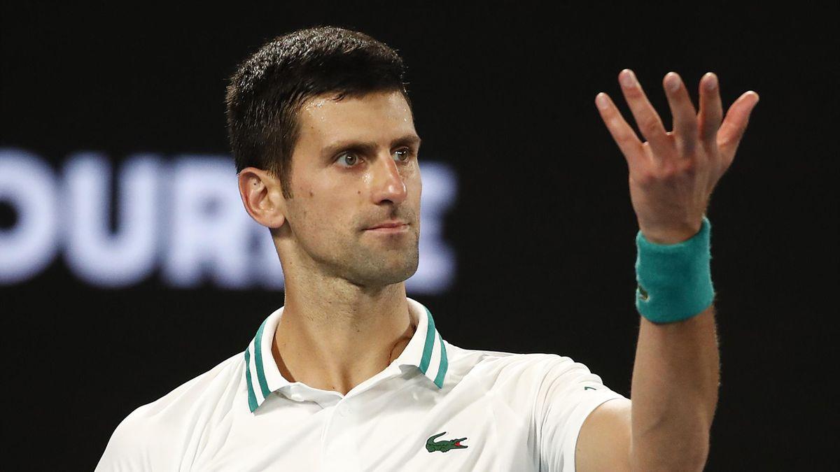 Novak Djokovic - Australian Open 2021