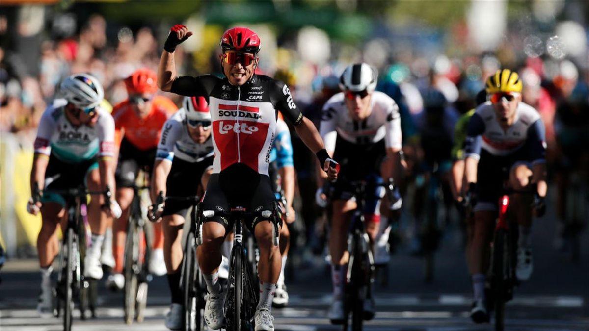 Tour de France Stage 3 - Finish