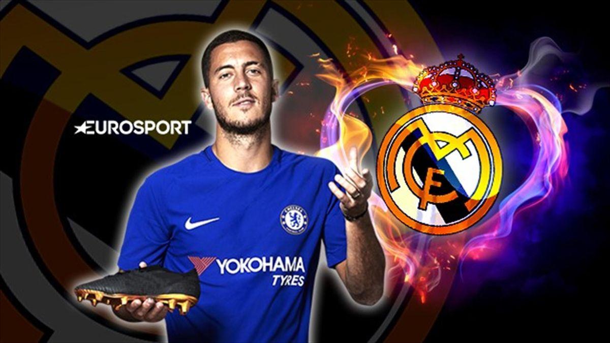 Hazard - Real Madrid