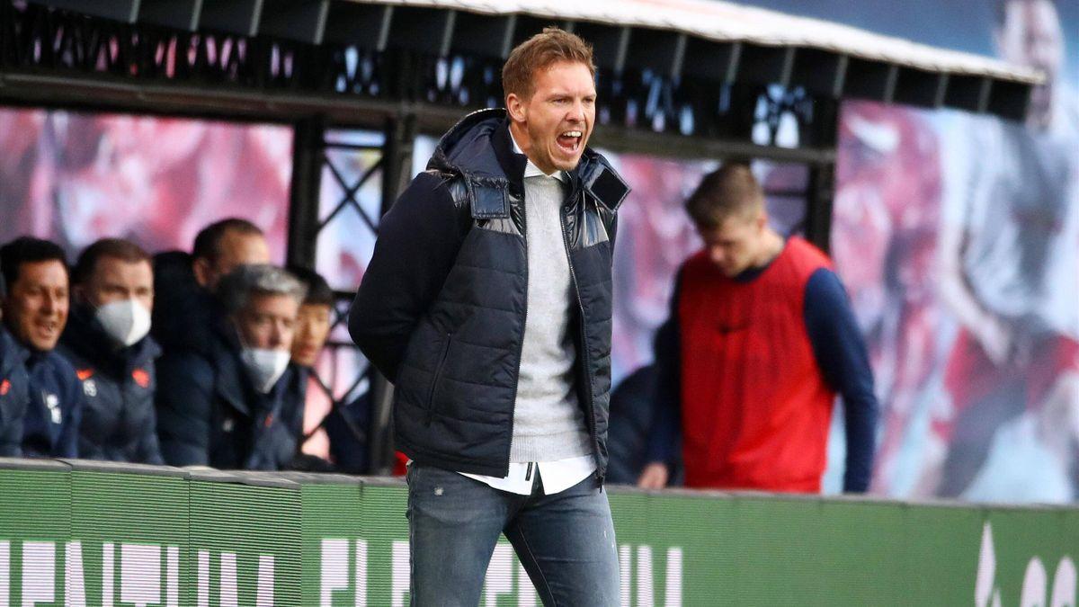 Julian Nagelsmann - RB Leipzig