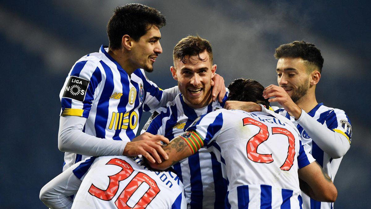 Porto-Moreirense 3-0 - 2021