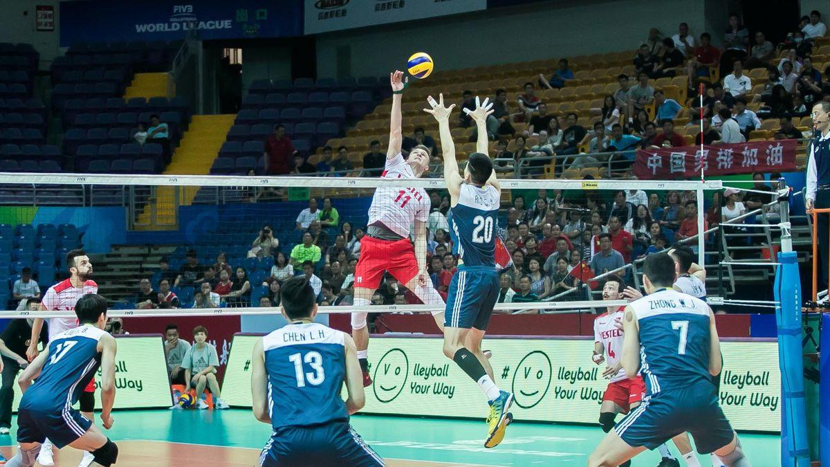Türkiye - Çin (FIVB Voleybol Dünya Ligi)