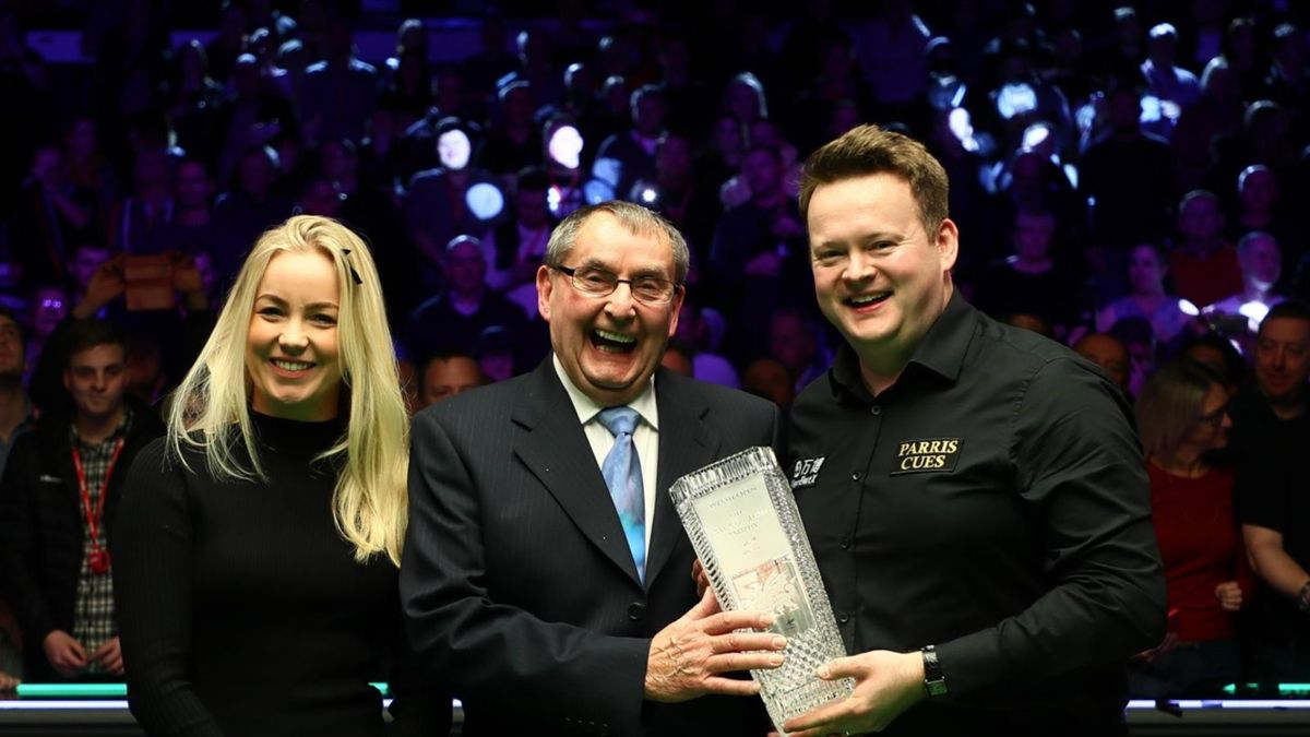Shaun Murphy | Champions of 2020 Welsh Open