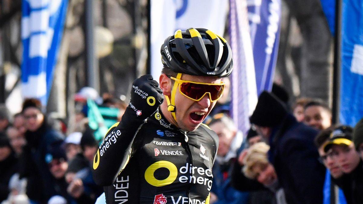 Anthony Turgis (Direct Energie), vainqueur du GP La Marseillaise 2019