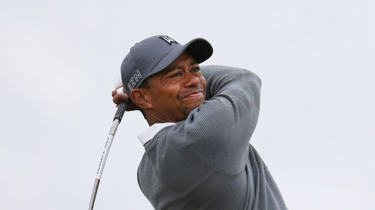 Sieht Licht am Ende des Tunnels: Tiger Woods