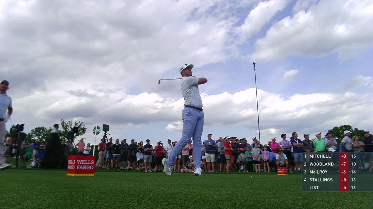 Golf pga tour wells fargo championship - Highlight