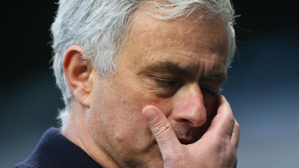 José Mourinho ist nicht mehr Trainer der Tottenham Hotspur