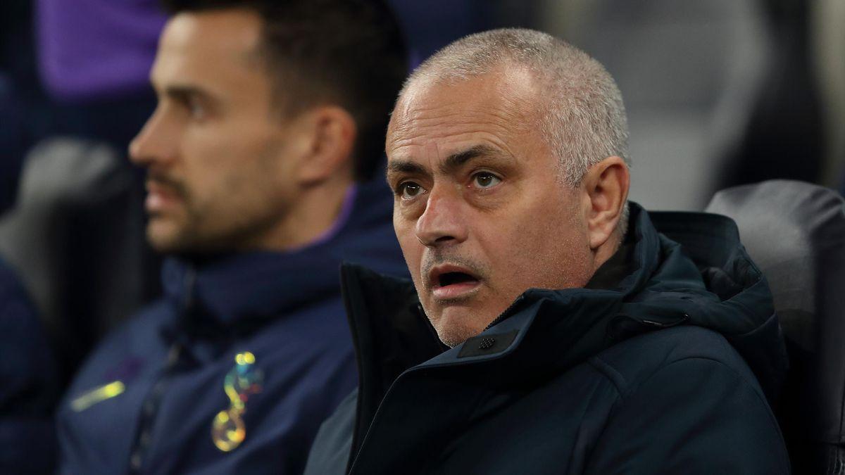 José Mourinho (Tottenham)