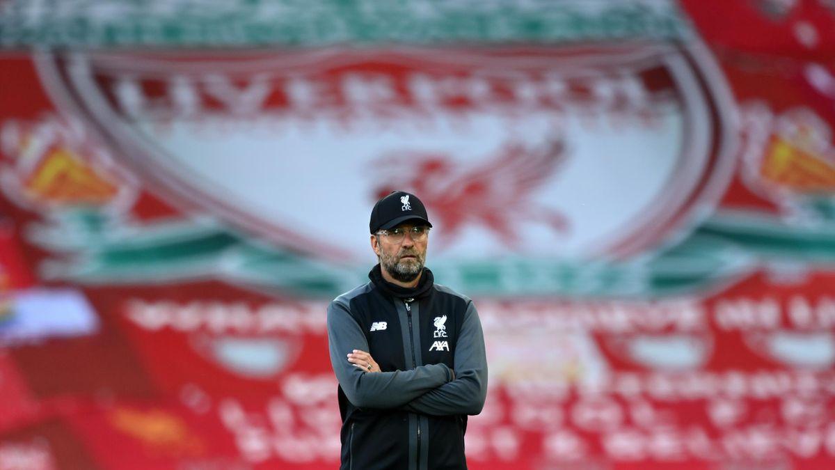 Jürgen Klopp ist mit Liverpool Meister geworden