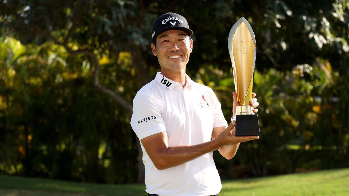 Kevin Na, vainqueur du Sony Open 2021