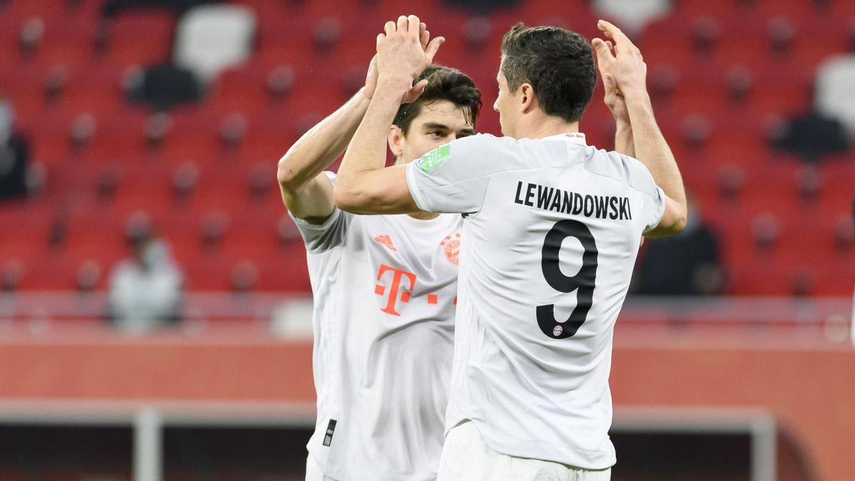 Robert Lewandowski (Bayern Múnich)