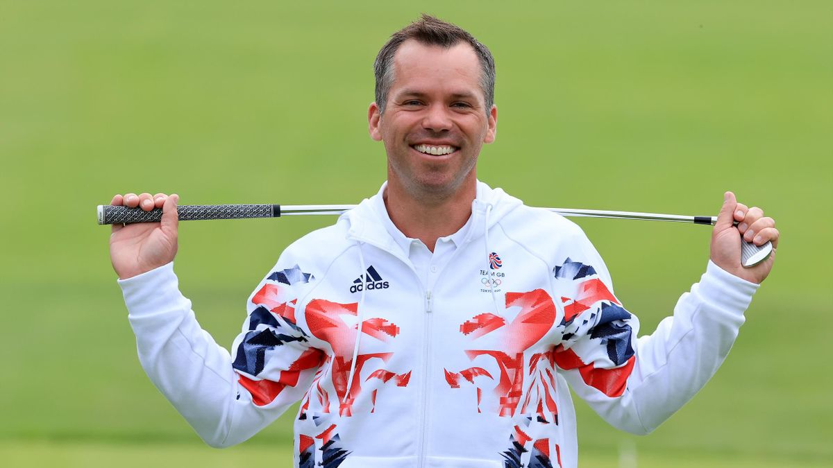 Paul Casey will be making his Olympic debut in Tokyo