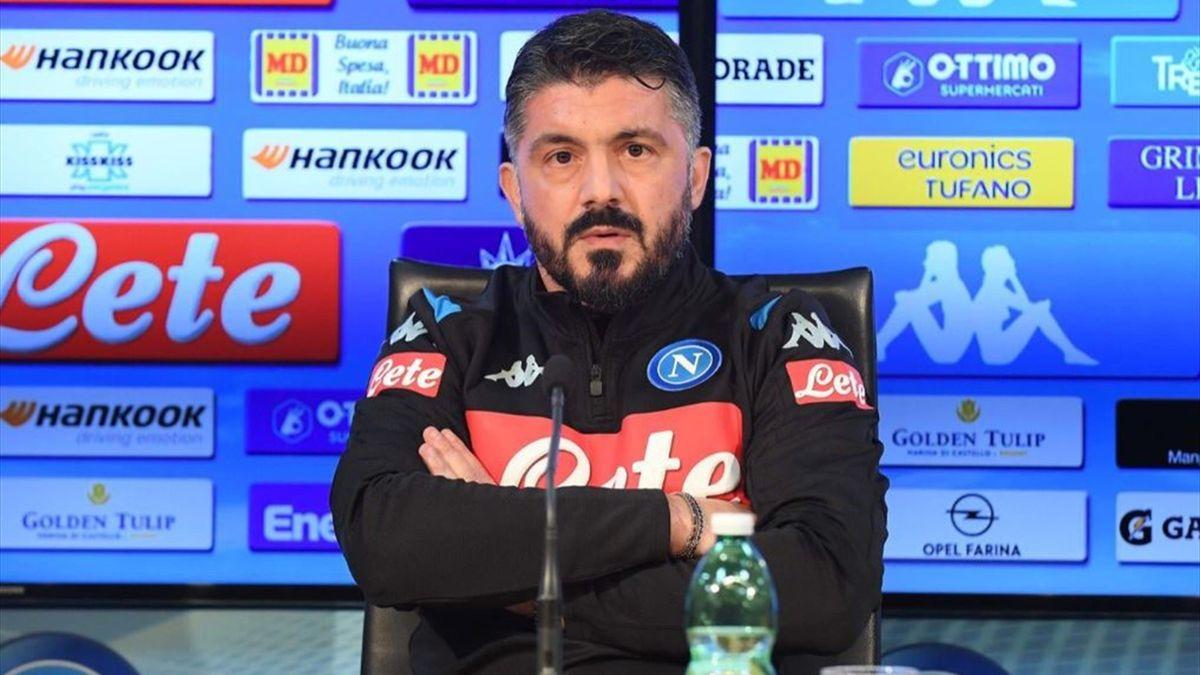Gennaro Gattuso - Serie A 2019/2020 - from official website