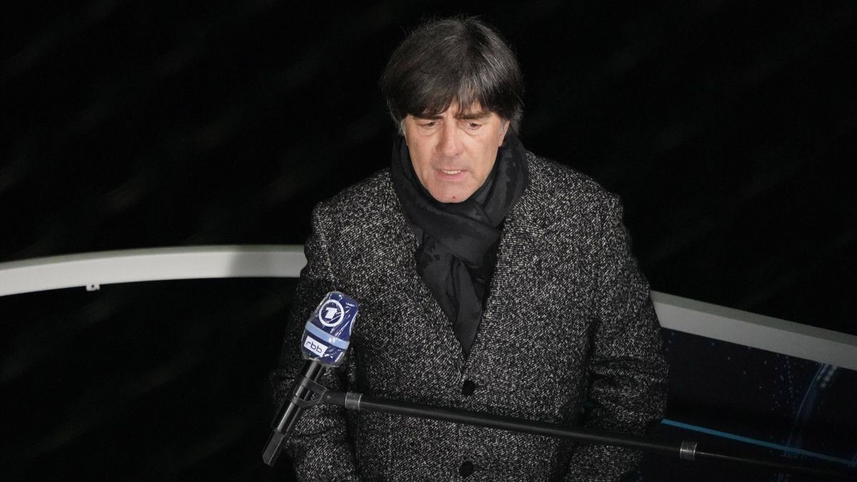 Nahm den DFB in die Pflicht: Bundestrainer Jogi Löw