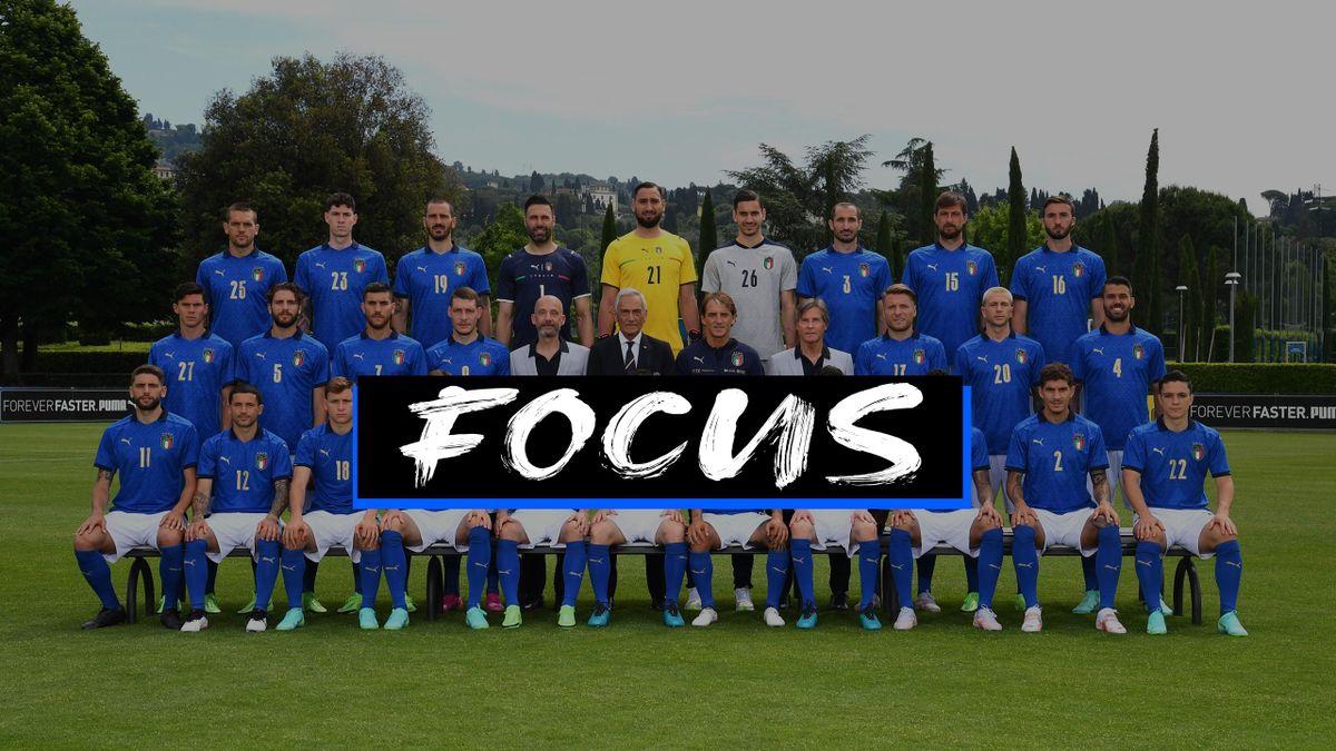 Il pagellone degli Azzurri a Euro 2020