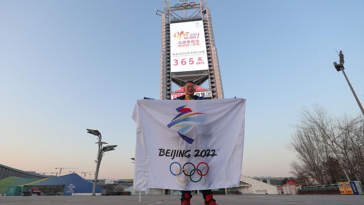 A un anno dallo start dei Giochi Olimpici invernali di Pechino 2022 gli organizzatori hanno presentato le torce olimpiche