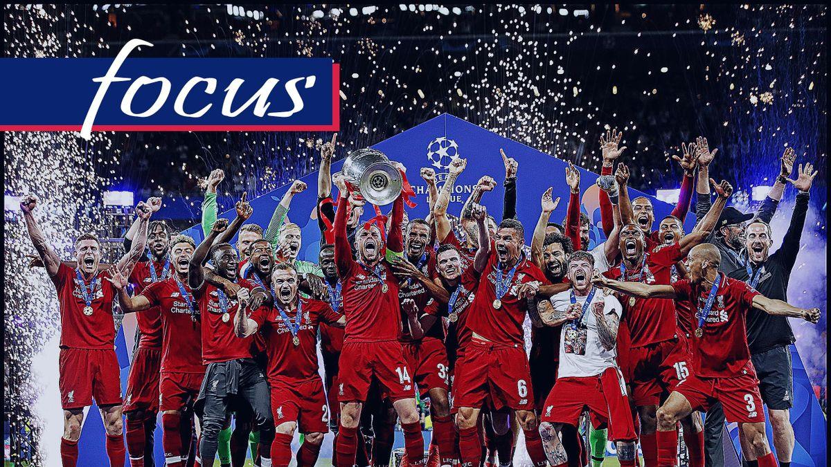 Liverpool favorito numero uno per la Champions League anche nella stagione 2019-2020, Getty Images
