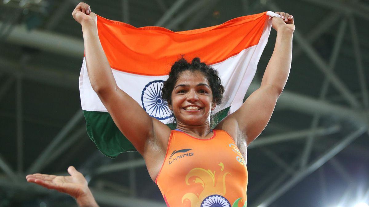 Sakshi Malik wrestler India