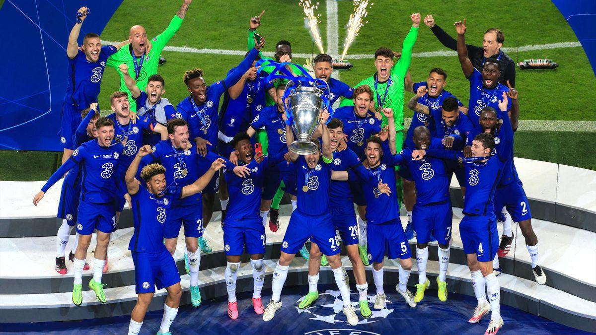 Der FC Chelsea ist Champions-League-Sieger