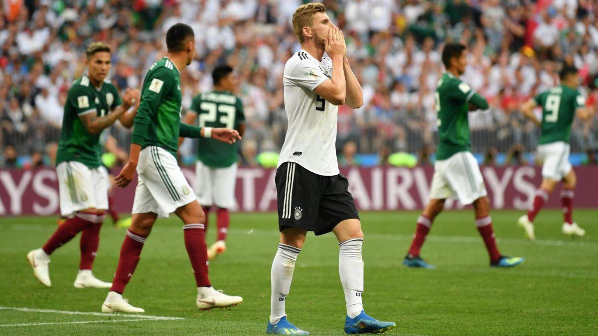 Timo Werner gegen Mexiko