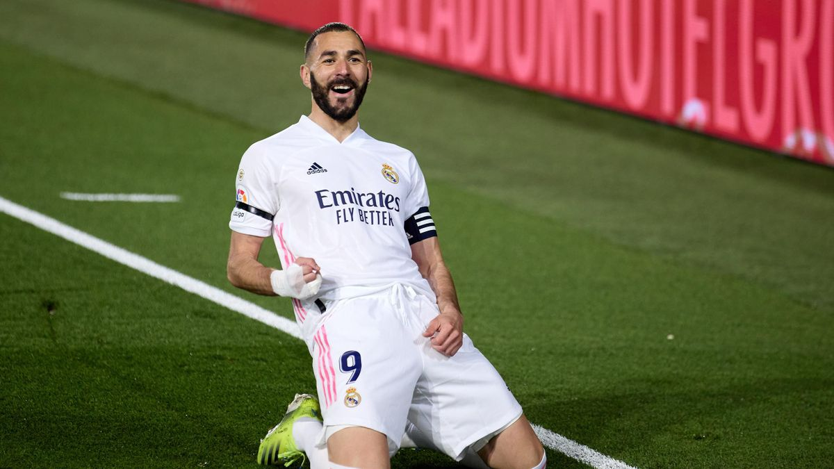 Карим Бензема, «Реал»