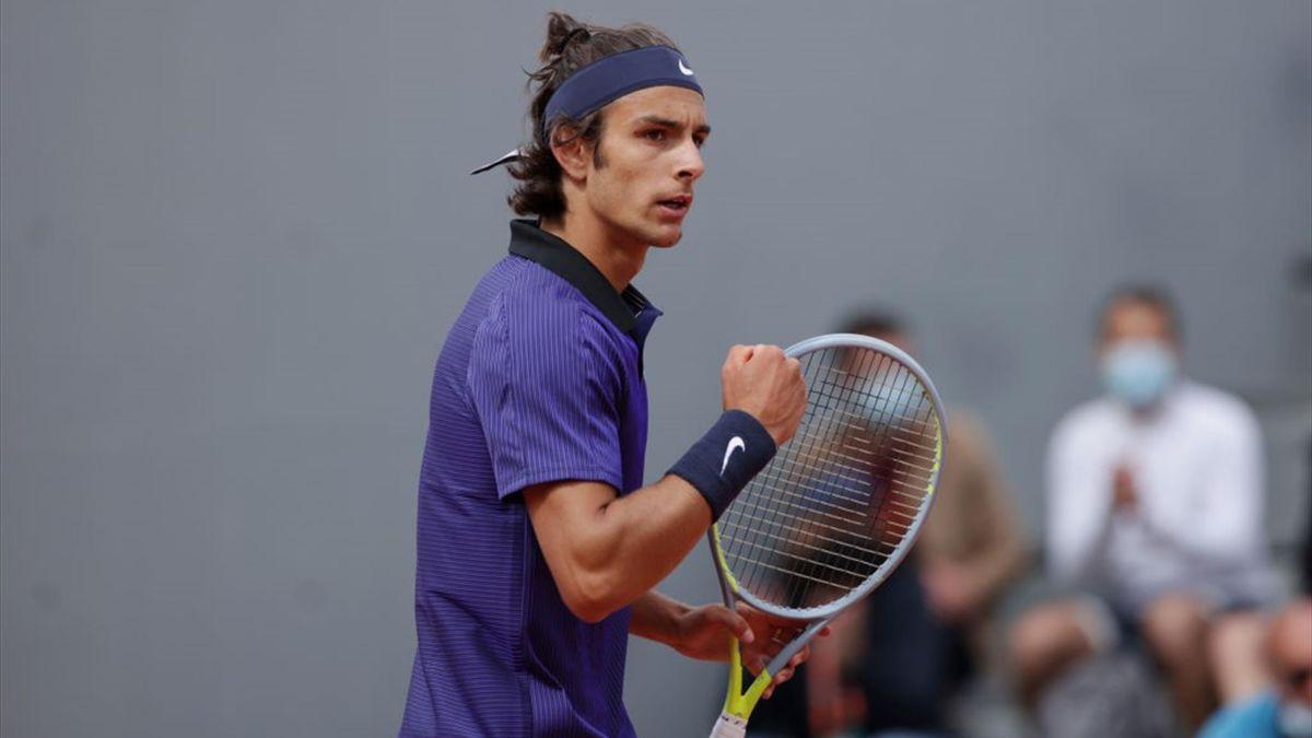 Lorenzo Musetti - Roland Garros 2021