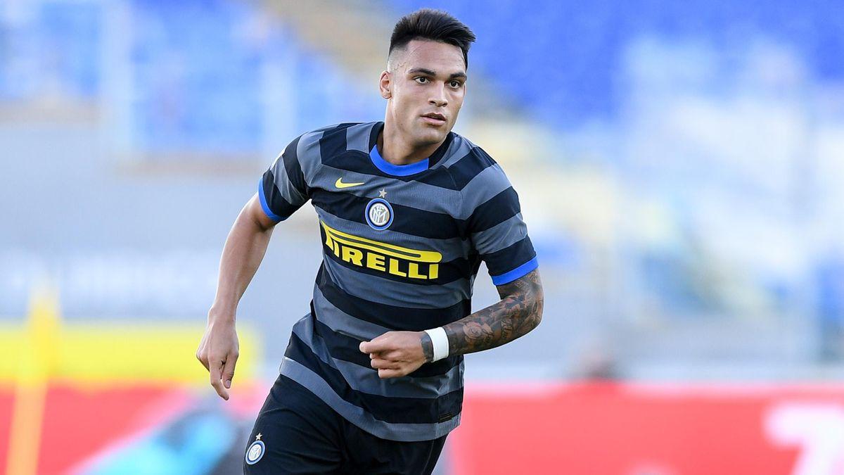 Lautaro Martinez, Inter 2020-2021 (Getty Images)