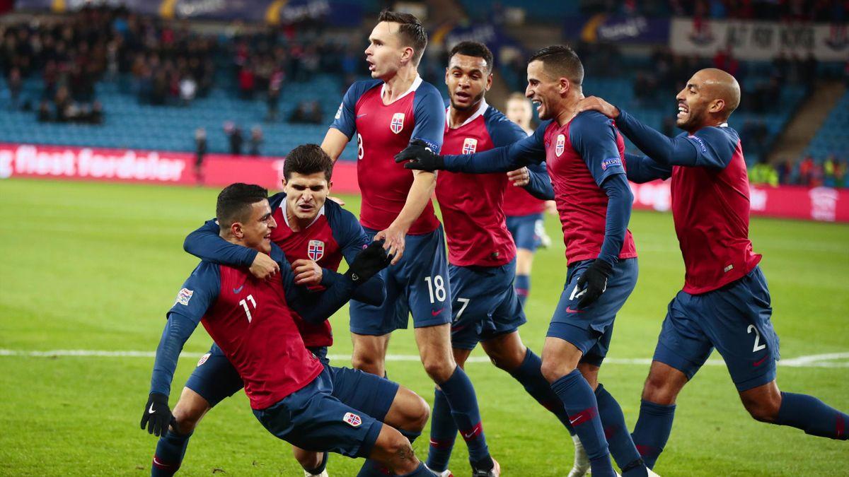 EM-kvalifisering fotball Nations League