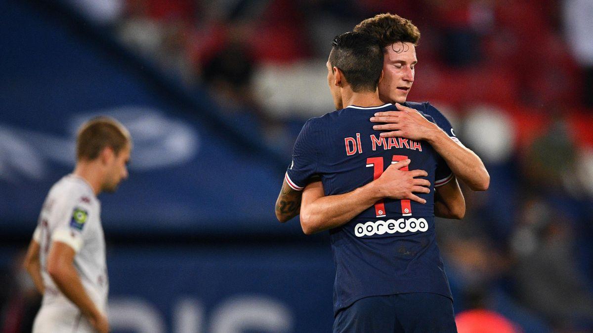 Julian Draxler beschert PSG den ersten Dreier der Saison
