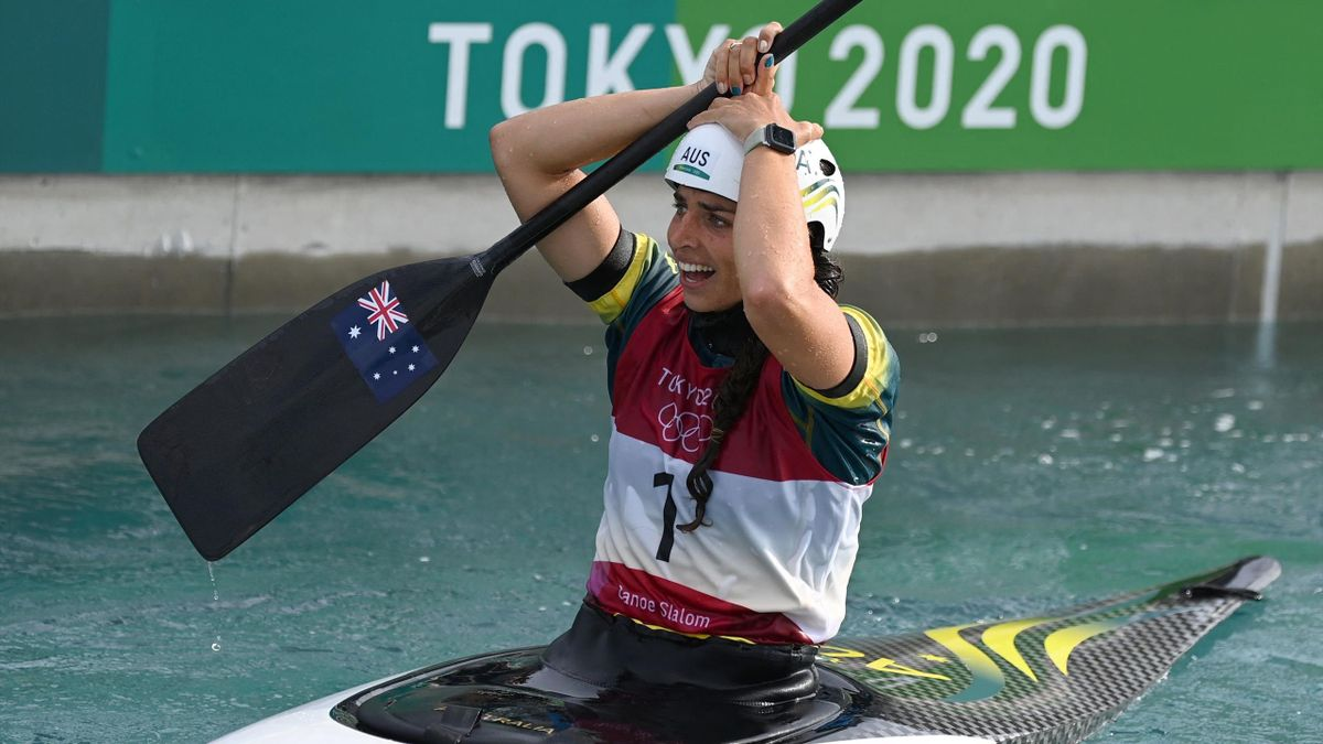 Tokyo 2020: Jessica Fox wint goud in de kano