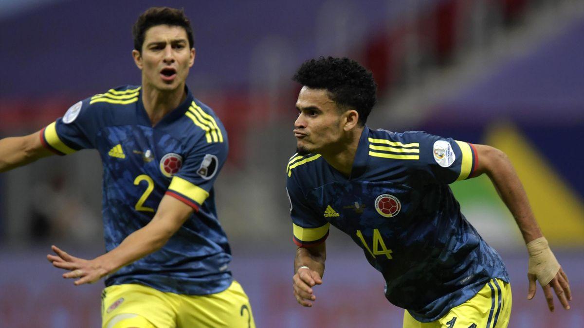 Luis Diaz offre la troisième place de la Copa America à la Colombie grâce à un doublé