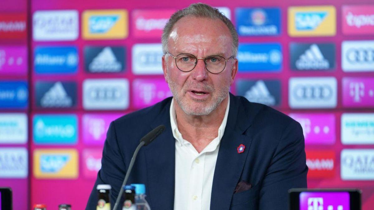 Karl-Heinz Rummenigge hat in einem Interview zu einem Rundumschlag ausgeholt