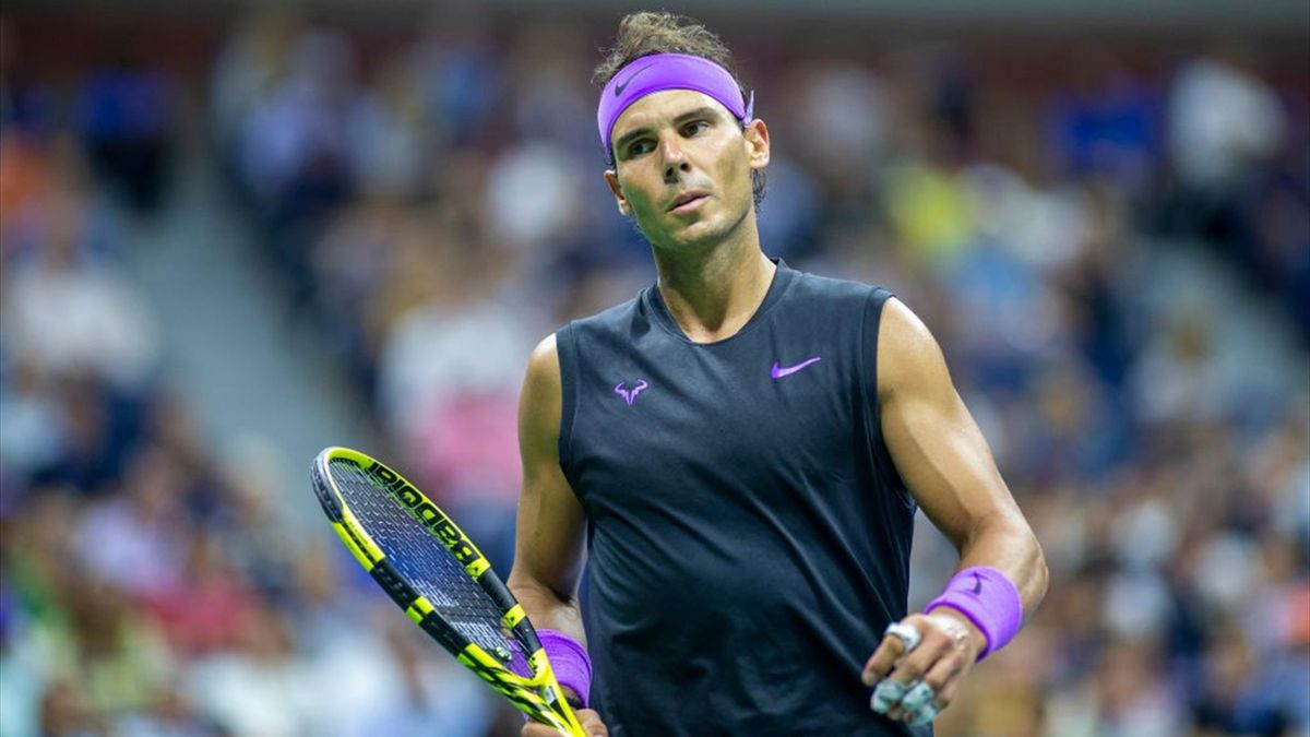 Rafael Nadal gewann 2019 die US Open. In diesem Jahr verzichtet er auf die Teilnahme am Grand-Slam-Turnier in New York