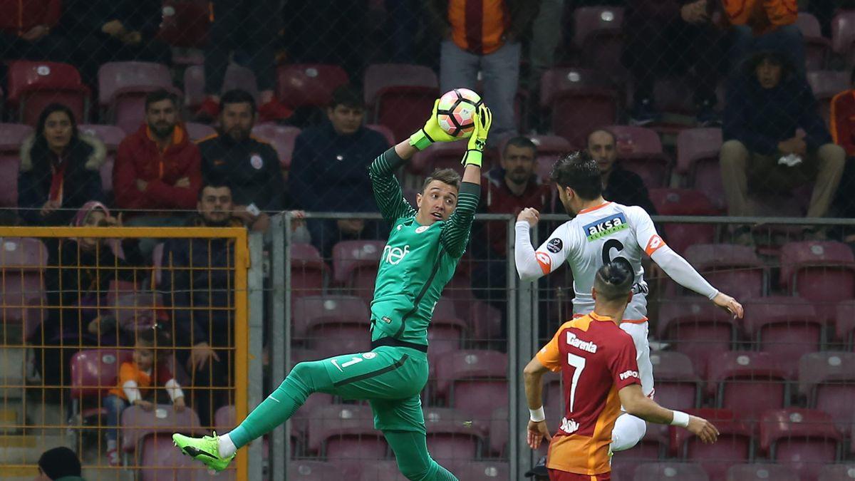 Fernando Muslera, portarul celor de la Galatasaray