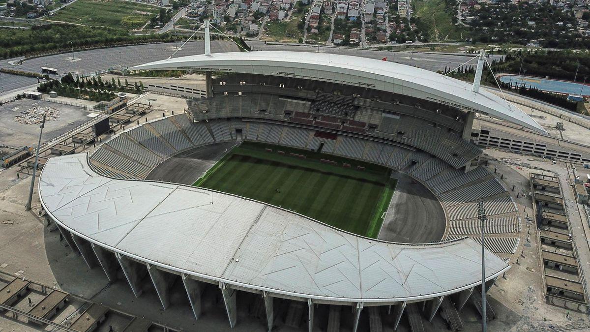 Le stade Ataturk d'Istanbul.