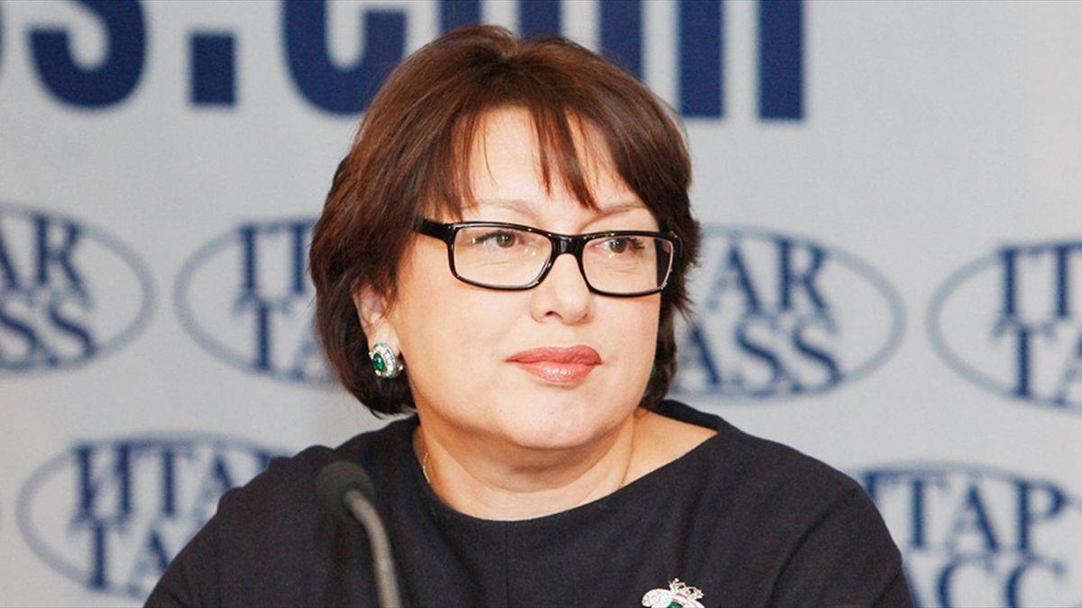 Ольга Смородская (офиц. сайт «Локомотива»)