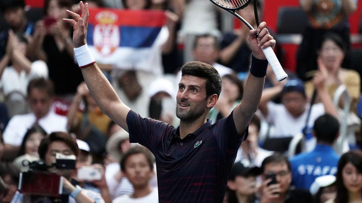 Novak Djokovic - ATP Tokio 2019