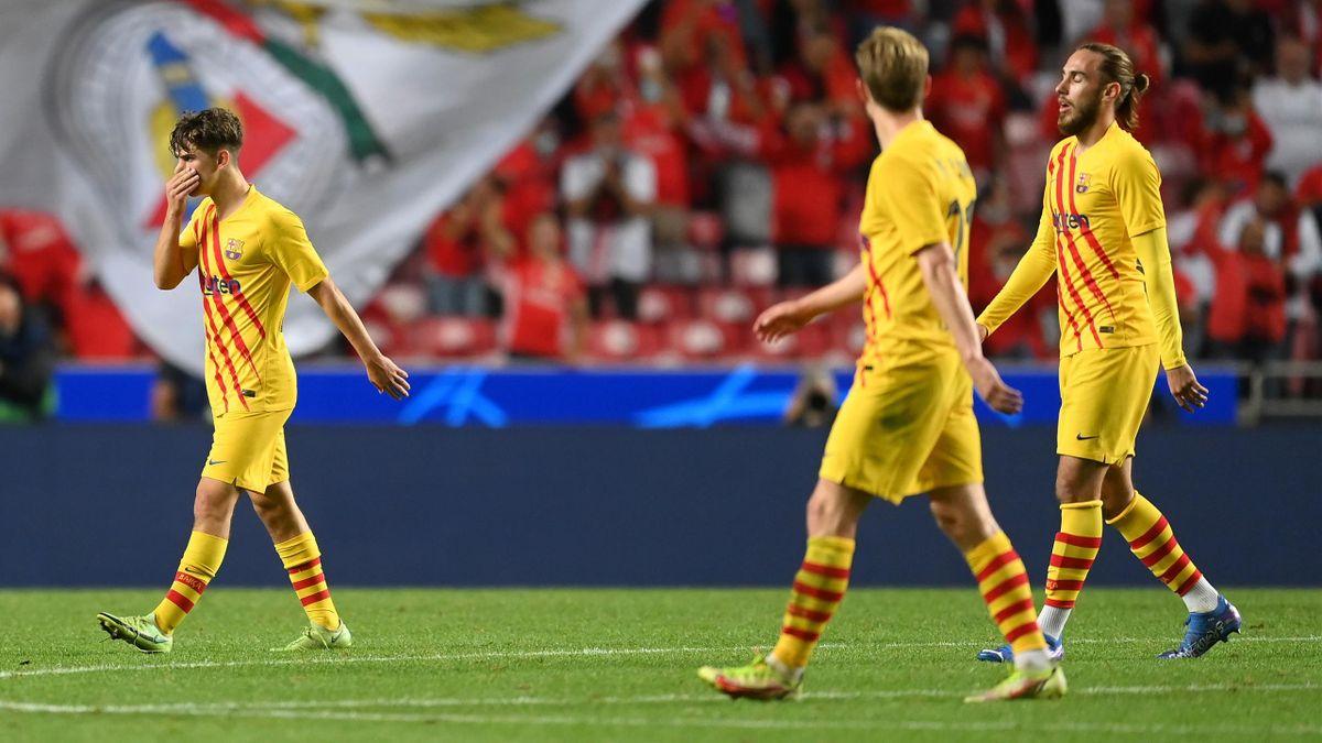 Benfica-Barcelona
