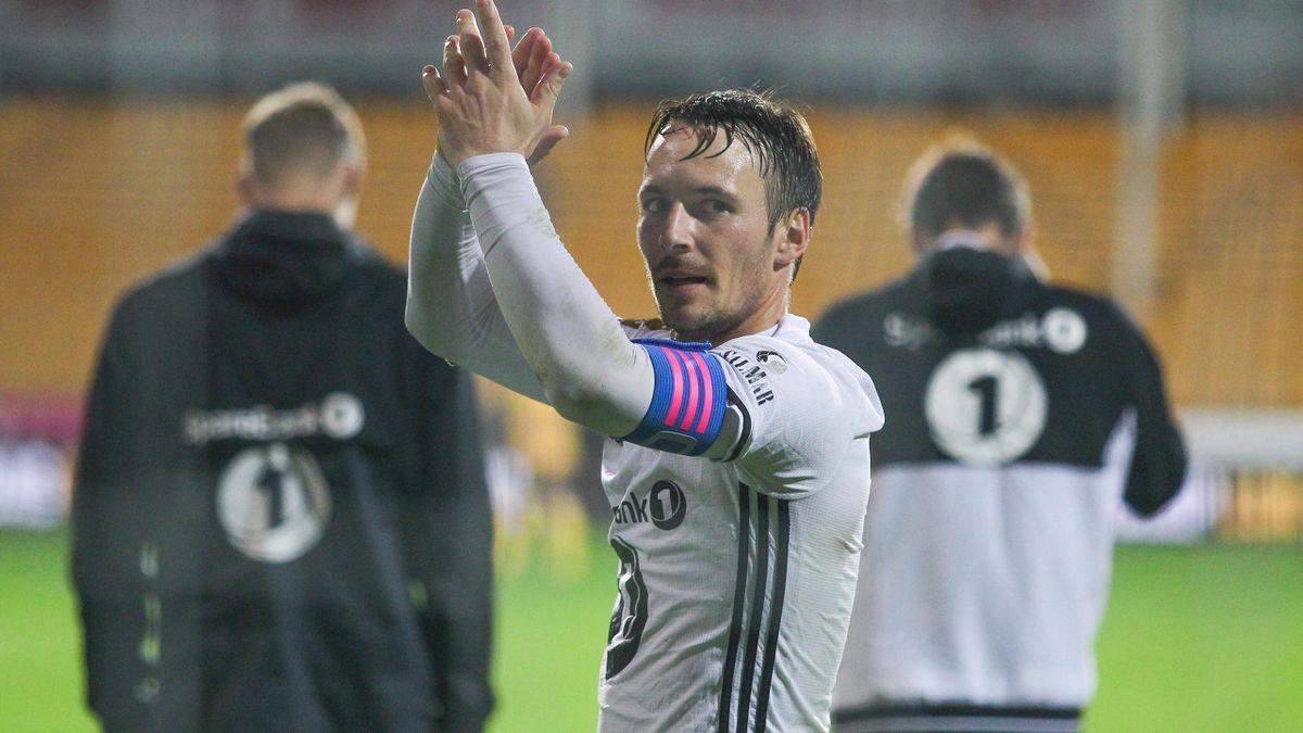 Rosenborgs Mike Jensen