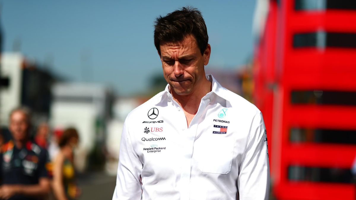 """Formel 1   Christian """"Toto"""" Wolff"""