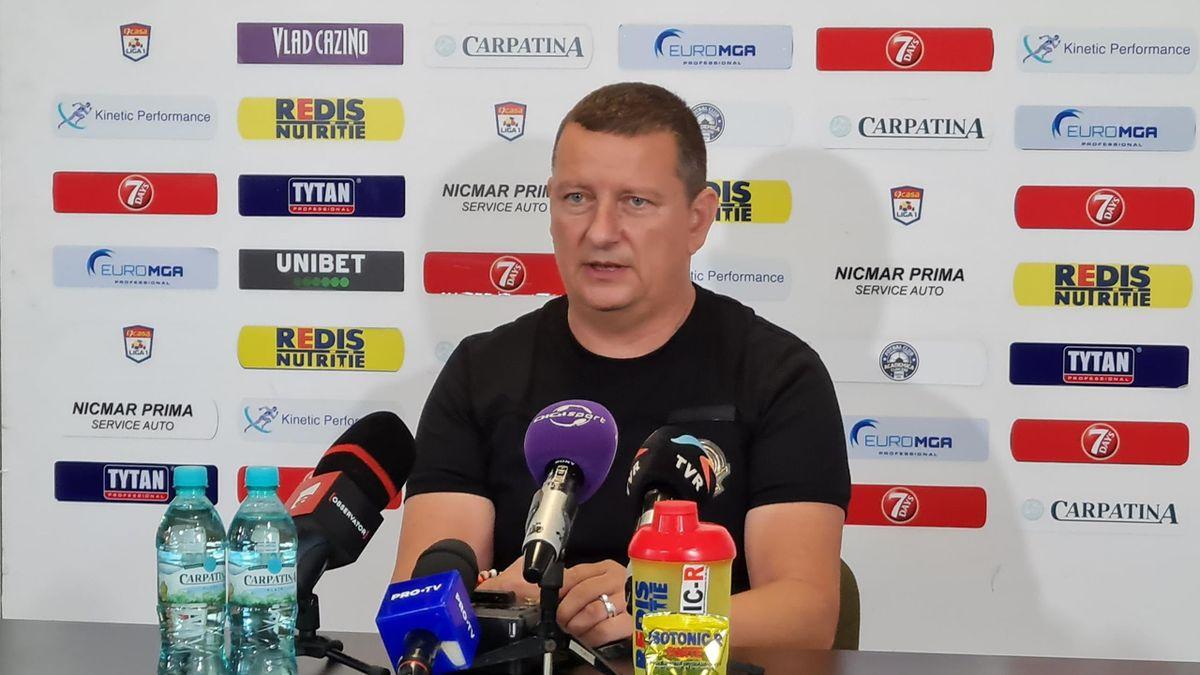 Ionuț Chirilă revine în antrenorat după 4 ani de absență