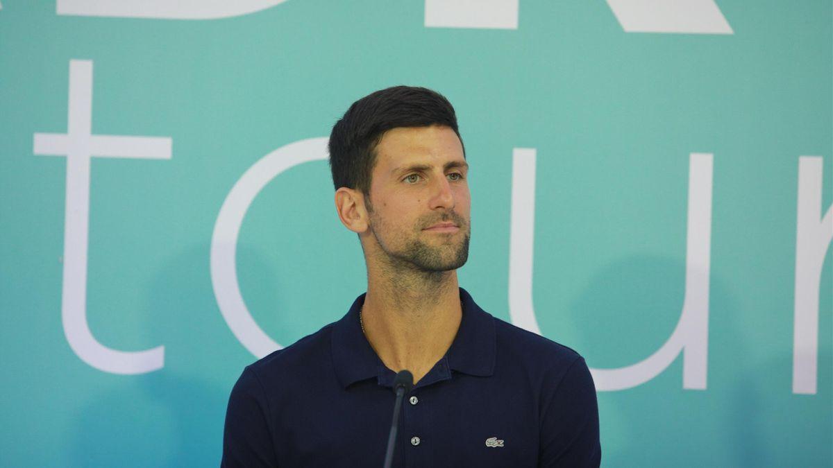 Novak Djokovic S Brother Covid 19 Backlash Worst Possible Scenario Eurosport