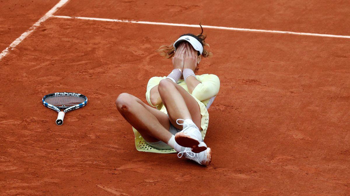 Garbiñe Muguruza - Roland Garros 2016