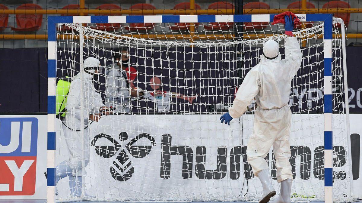 Handball-WM in Ägypten