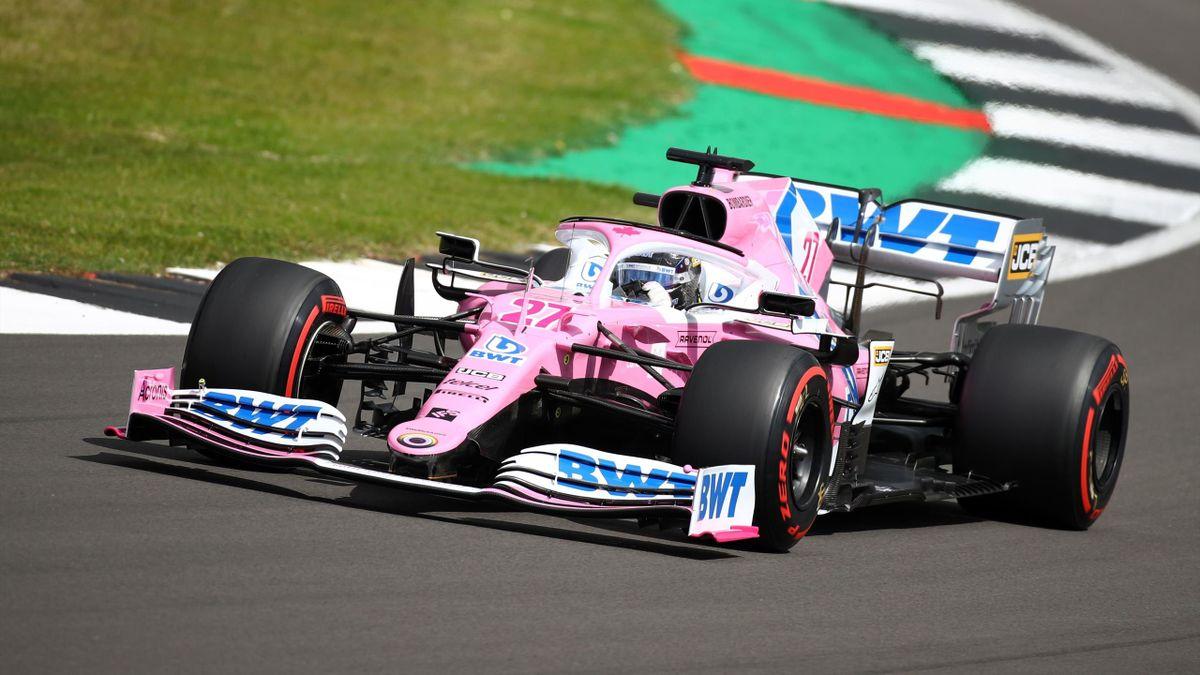 Geht erneut für Racing Point in Silverstone an den Start: Nico Hülkenberg