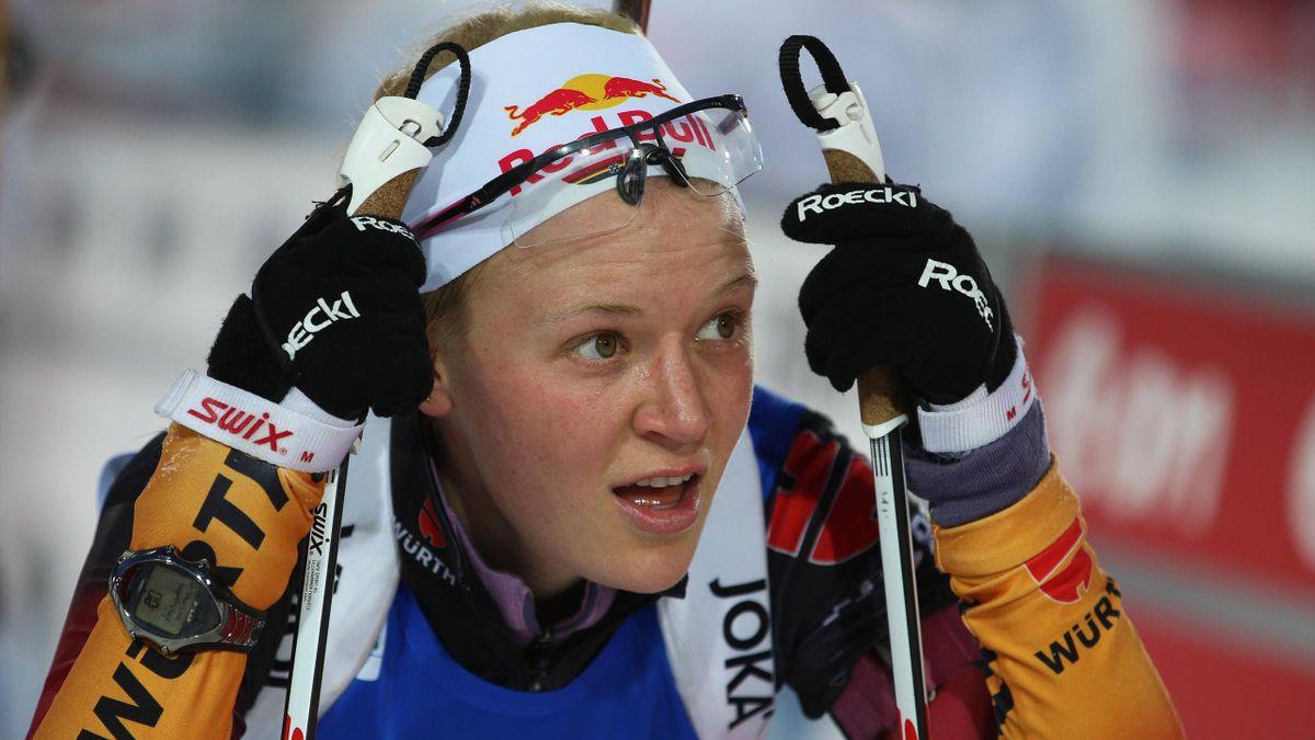 Biathlon Miriam Gössner