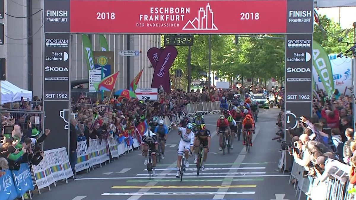 Cycling : Eschborn – Francfort