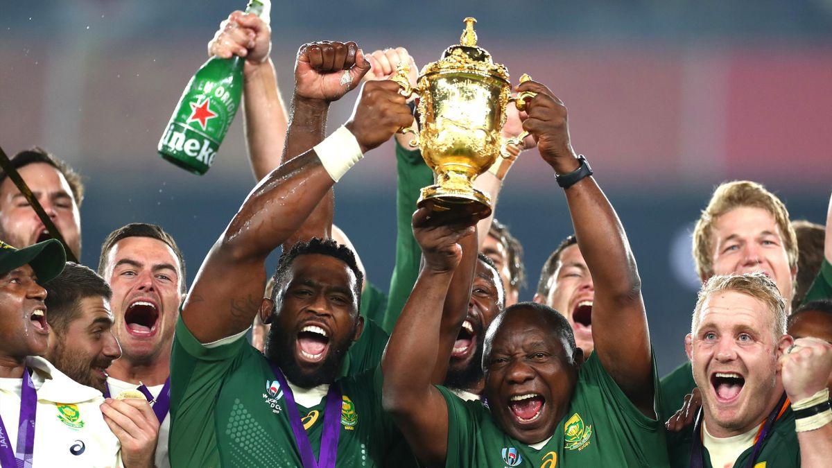 Südafrika - Rugby-WM