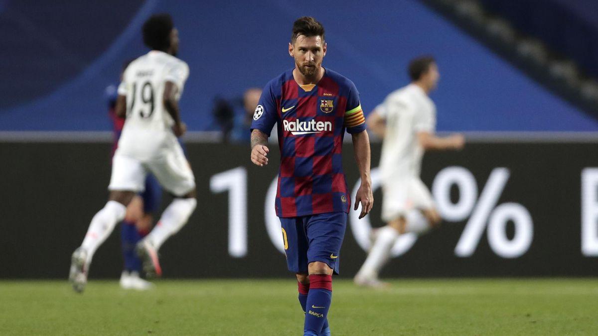 Lionel Messi   FC Barcelona - FC Bayern